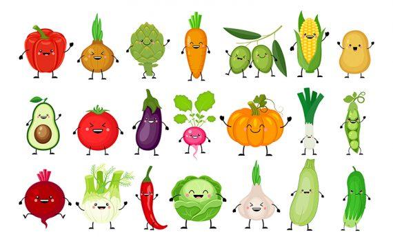 Debate: Personajes que incentivan el consumo de frutas y verduras