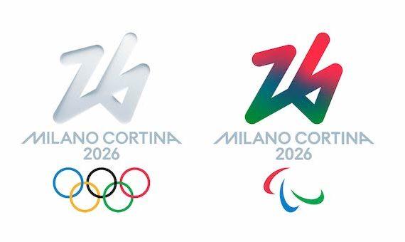 Voto popular elige logo para los Juegos Olímpicos de Invierno 2026