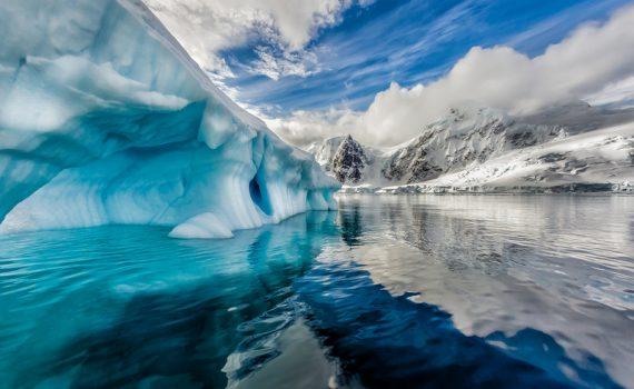 En 2060 el deshielo de la Antártida alcanzará su punto crítico