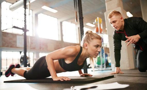 5 señales que indican que no estás realizando ejercicio bien