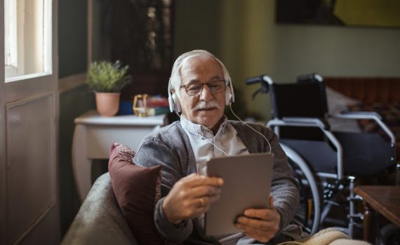 La plataforma Up-Life ayuda a las personas mayores a mantenerse activas