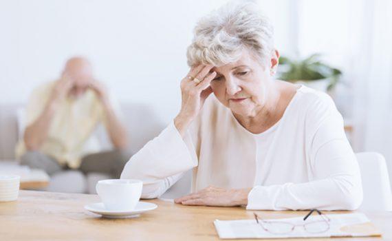 La pérdida de memoria en adultos mayores