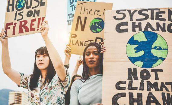 ¿Qué colectivos son más vulnerables al cambio climático?