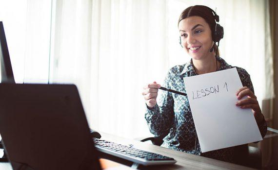 Enseñar inglés online es posible sin experiencia