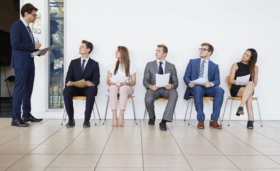 Aumento del reclutamiento dentro de los departamentos de marketing