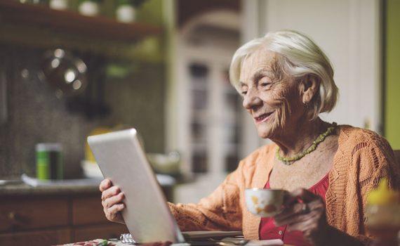 Beneficios de los avances tecnológicos para los adultos mayores